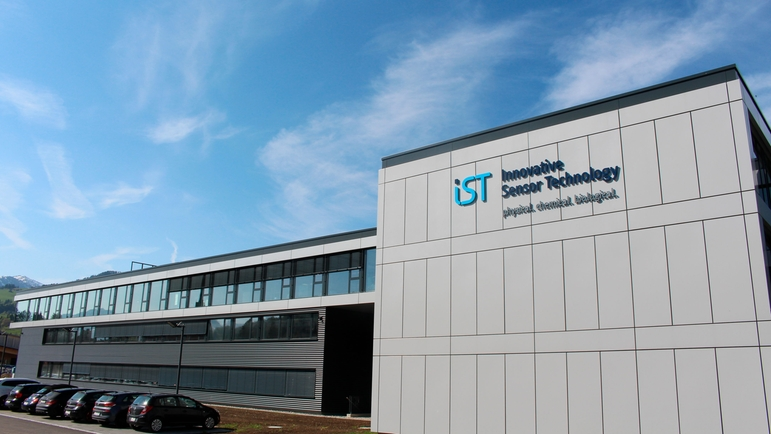 Subsidiary Innovative Sensor Technology IST AG expands its plant in Ebnat-Kappel, Switzerland