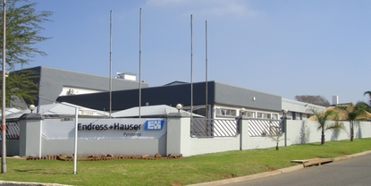 Endress+Hauser Temperature+System Products in Benoni / South Africa